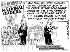 New National Awards - Zapiro