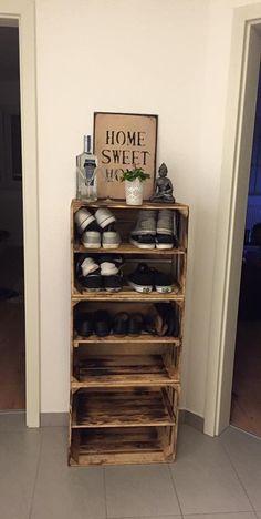 regale selber bauen 73 tolle beispiele und pfiffige ideen decorations pinterest m bel. Black Bedroom Furniture Sets. Home Design Ideas