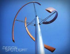 Turbine light lights and product design for Turbine eoliche domestiche