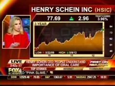 May 8, 2012 FOX Business News interview with Stanley Bergman