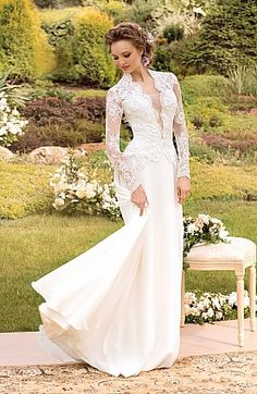 Papilio wedding gown Adelina #1441