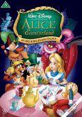 Alice I Eventyrland - 60 Års Jubilæumsudgave - Disney - DVD