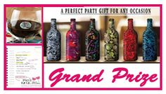 Win a Wine GRAND Prize Pack