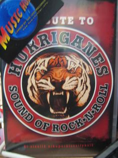TRIBUTE TO HURRIGANES SOUND OF ROCK N ROLL KARAOKE DVD (+) - Huuto.net