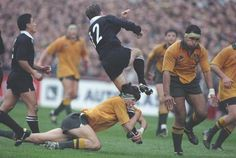 The 90s, the era of the Wallabies