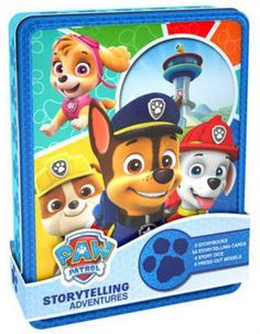 We are an Irish online childrens book shop with a fantastic selection of top, childrens classic and famous books catering for babies to young adults. Paw Patrol Books, Paw Patrol Characters, Story Dice, 4 Story, Card Games, Game Cards, Famous Books, Childrens Books, Storytelling