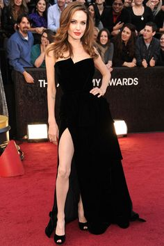 is it weird that this is my favorite angelina dress of the season?