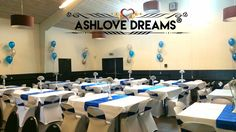 Balloon Decorations, Conference Room, Balloons, Dreams, Table, Furniture, Home Decor, Globes, Decoration Home
