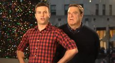 John Goodman and Taran Killam disturbingly sing Christmas carols in 'SNL' promo Snl News, Christmas Carol, New Woman, Singing, Polo Ralph Lauren, Men Casual, Mens Tops, Women, Christmas Music