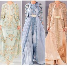 """277 mentions J'aime, 8 commentaires - Caftan Styles (@caftan_styles) sur Instagram : """"Cannot get over these stunning caftans by the super talented designer @romeo_couture_officiel …"""""""