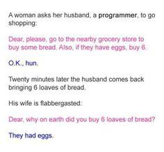 Programmer joke.