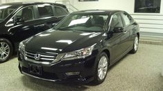 2013 Honda Accord EXL V6 Touring ~ this was taken the day I bought it-still @ the dealers. Vin #106