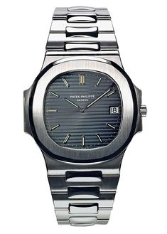 5 Milestone Patek Philippe Watches, from 1868 to Today   WatchTime - USA's No.1 Watch Magazine (1976 — Reference 3700 Nautilus)