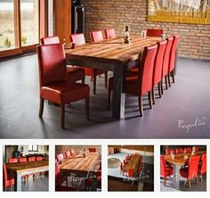Tradycja jedzenia łączy pokolenia. Nasz stół industrialny będzie idealny na wspólne posiłki. Tradition of eating connects generations. The table manufactured by Regalia will be perfect #regaliapm #stół #drewno #staredrewno #oldwood #wooden #table #interior #design #woodworking #woodworker