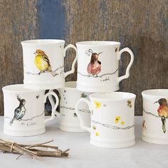 Anna Wright Mugs from notonthehighstreet.com