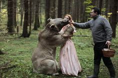 Les portraits avec de vrais animaux de Katerina Plotnikova - 2Tout2Rien