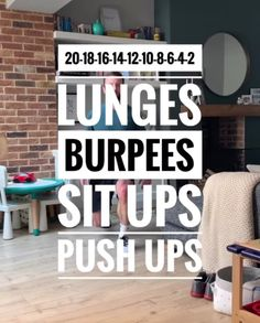 Bodyweight Crossfit Workouts At Home Crossfit Workouts At Home, Insanity Workout, Best Cardio Workout, Workout Men, Boxing Workout, Workout Fitness, Home Games For Kids, Pilates, At Home Face Mask