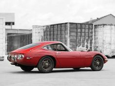 1967 Toyota 2000GT | Monterey 2015 | RM Sotheby's: