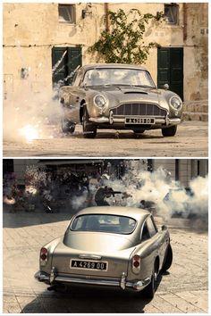 James Bond Cars, James Bond Style, James Bond Movie Posters, James Bond Movies, The Rockford Files, Used Hyundai, Aston Martin Cars, Tv, Car Sounds