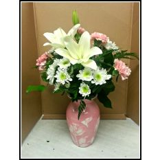 Flower Delivery to Three Hills AB satisfaction guarantee. Flower Delivery, Glass Vase, Mothers, Flowers, Mom, Home Decor, Homemade Home Decor, Royal Icing Flowers, Flower