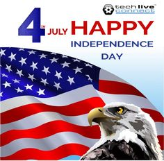 Celebrate freedom! Hope your Day of Freedom is filled with family, friends, and fireworks! Happy Independence Day
