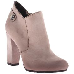"""The Nicole """"Orbit""""  chic ankle boots give you out-of-this-world style! Pair with any winter outfit. Was 129, now $93."""