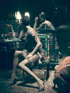 Vogue Italia, Steven Meisel
