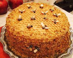 Рецепти торт губка боб