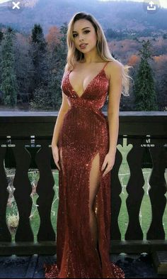 Prom Dress Princess, Mermaid Spaghetti Straps Floor-Length Dark Red Sequined Prom Dress with Split Shop ball gown prom dresses and gowns and become a princess on prom night. prom ball gowns in every size, from juniors to plus size. Sexy Dresses, Beautiful Dresses, Evening Dresses, Fashion Dresses, Formal Dresses, Long Dresses, Formal Wear, Elegant Dresses, Corset Dresses