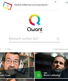 SUCHMASCHINE QWANT So funktioniert die Google-Alternative aus Europa