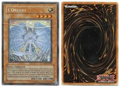 YU-GI-OH! L'ONESTO LODT-IT001 GHOST THE REAL_DEAL SHOP
