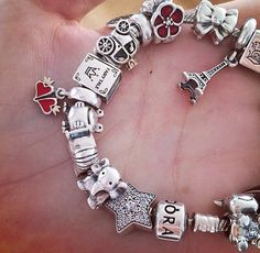 Sweet pandora bracelets