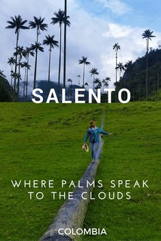 Salento, Colombia, Cocora Valley