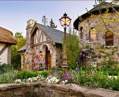 English Tudor Exterior  www.lindafloyd.com  Love this so much!