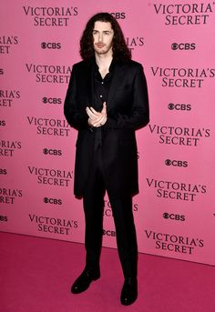 Hozier Photos - Arrivals at the Victoria's Secret Fashion Show — Part 2 - Zimbio