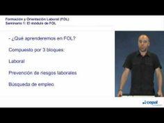Video sobre la asignatura de Formación y Orientación Laboral