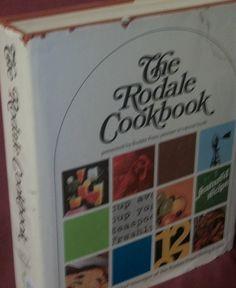 The Rodale Cookbook by Nancy Albright  1973 by TKSPRINGTHINGS, $7.95