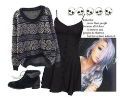 """""""I'm An Unlocked Door..."""" by jessybae ❤ liked on Polyvore featuring Madewell and NLY Trend"""