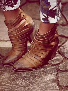 Free People Hybrid Heel Boot... If only this store didn't cost all my limbs. sigh