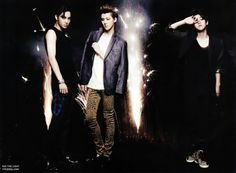 EXO-K featured in 2012 issue of L'Officel Hommes Magazine