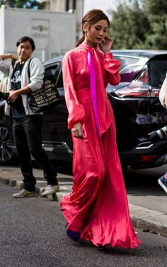 Charlene Choi - the best street style looks from SS17 Paris Fashion Week - Sep 2016