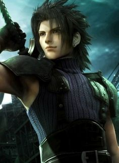 Zack from Final Fantasy VII: Crisis Core