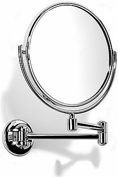 Photographic Gallery Samuel Heath L Large Double Arm Pivoting x x Reversible Wall Makeup Mirrors