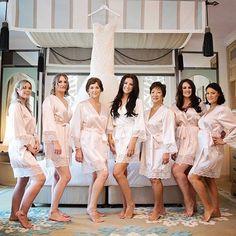 Homebodii Bridal Robes Real Brides