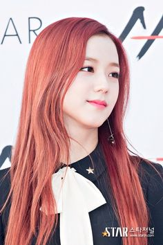 Kim Jisoo... Why aid she so perfect
