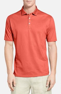 Tommy Bahama  Double Eagle Spectator  Island Modern Fit Polo Mens Golf  Outfit a4a6af01c
