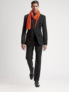 Ralph Lauren Black Label - Anthony Wool Gabardine Suit