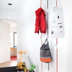 Authentics Garderobe Wardrope weiß   design3000.de
