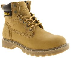 Caterpillar Willow Womens Natural Leather Boots