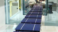 Ghim Tren Solar Cell